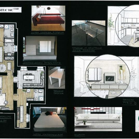 App. Palazzo del Tergesteo - Trieste progettazione layout (2)