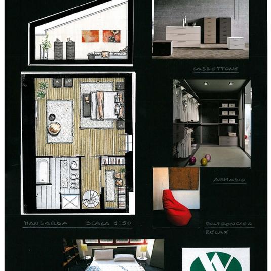 App. Palazzo del Tergesteo - Trieste progettazione layout (3)